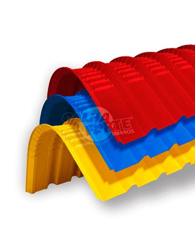 Acessórios para telhas Metálicas - Telha Multidobra